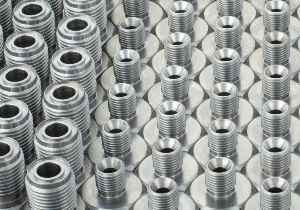 Hogedrukadapters (serieproductie)