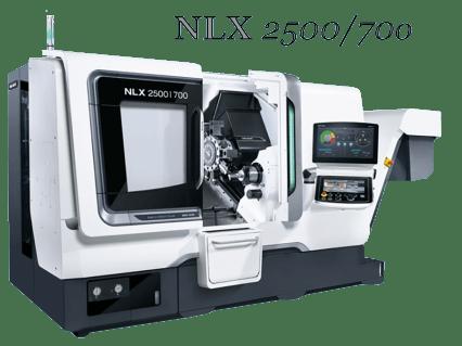 CNC Draaibank 2500 700