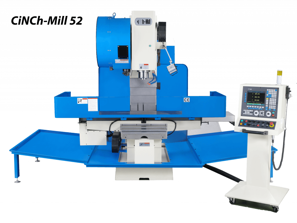 Cinch mill 52 - CNC Freesbank