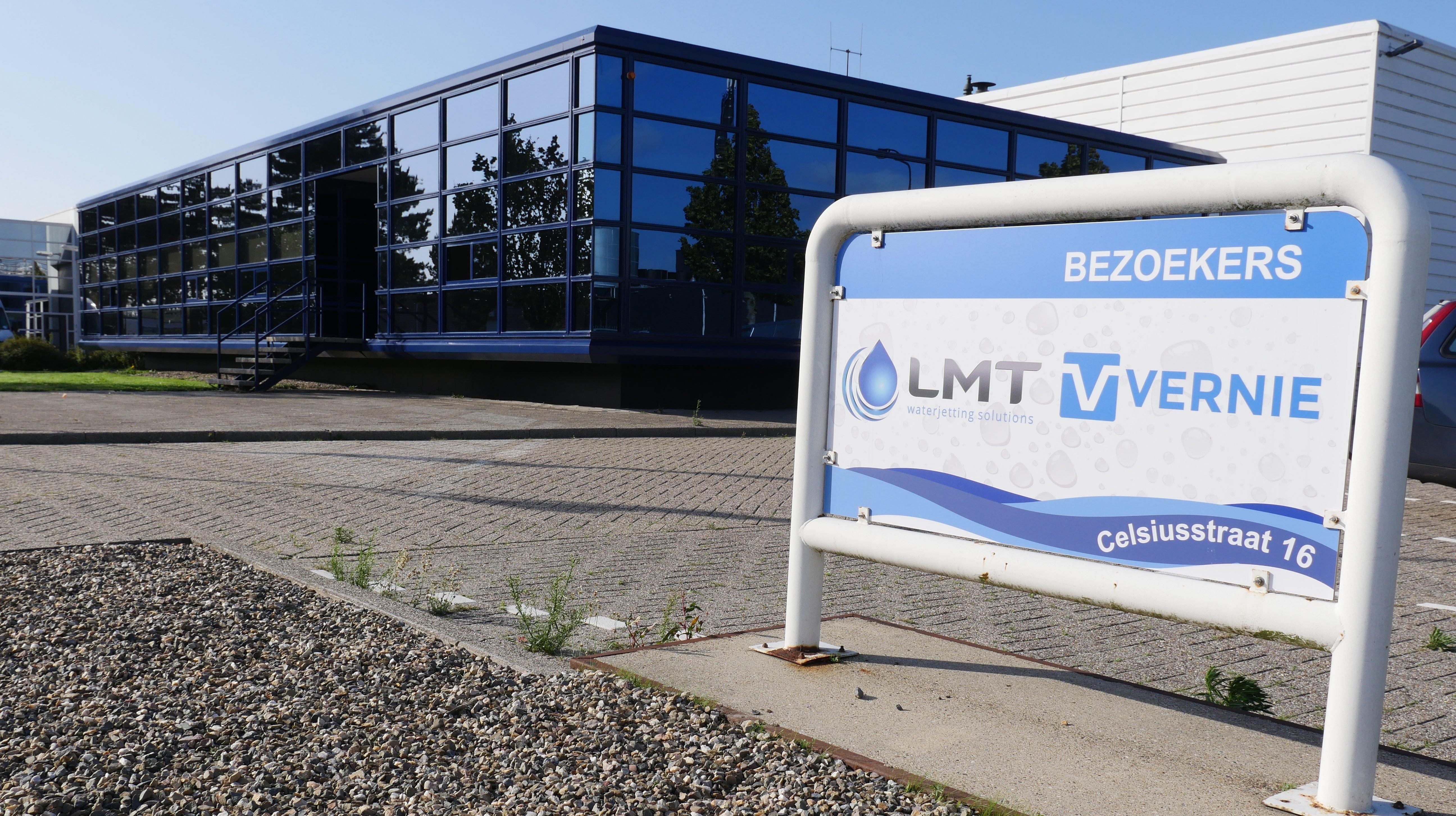 Kantoor Vernie Metaalbewerking, Heerhugowaard, Noord-Holland