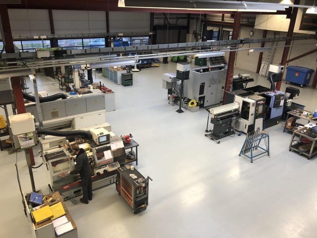 Metaalbewerking Machine fabriek