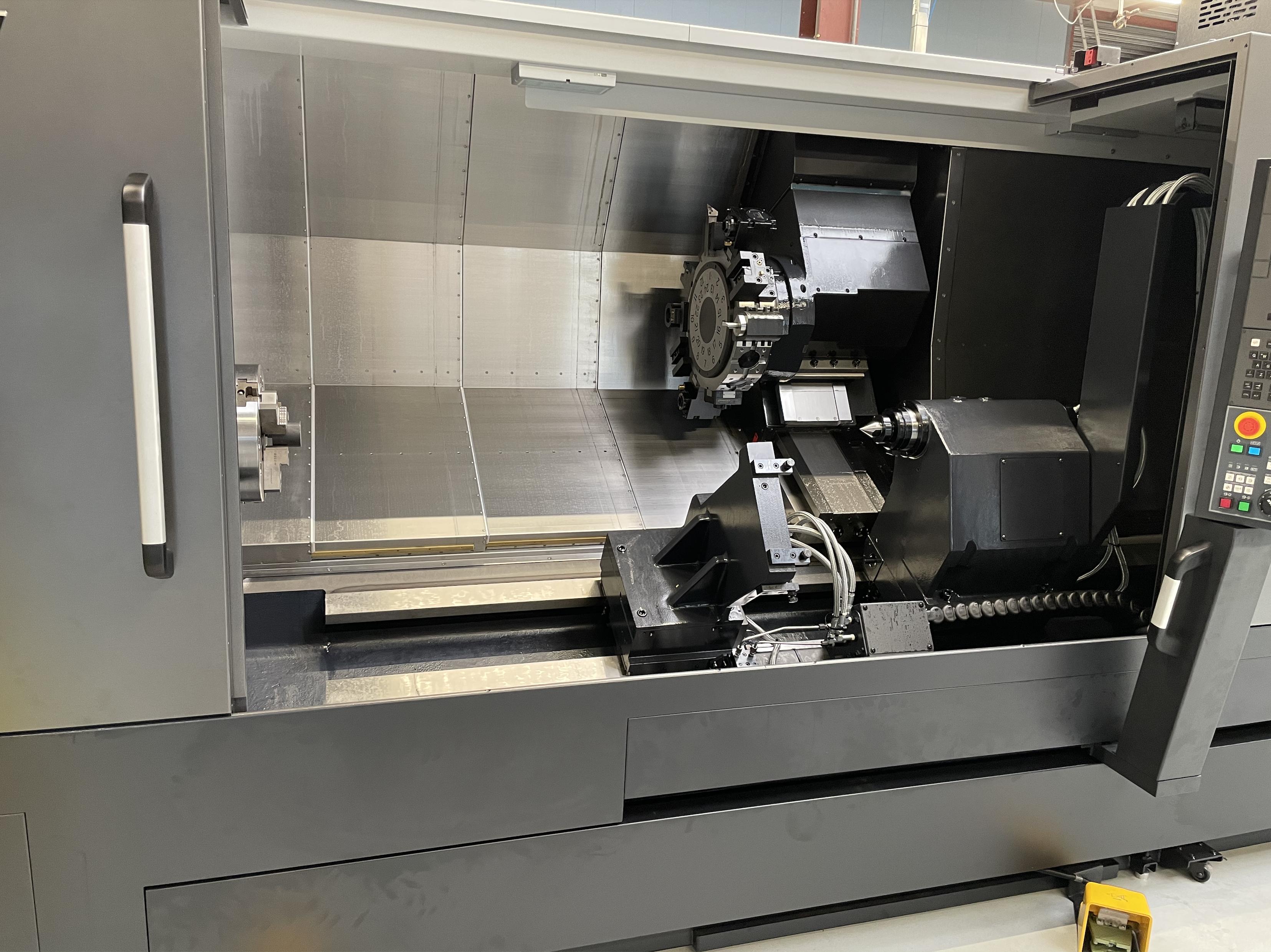 De Doosan Puma 3100 xLy | CNC Draaien | Vernie Metaalbewerkingen